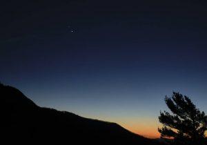 """Estrella de Navidad: La """"gran"""" conjunción de Júpiter y Saturno"""