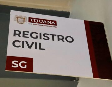 Reactivan matrimonios civiles en Tijuana y reducen a tres ceremonias diarias por pandemia