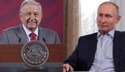 AMLO: Rusia enviará a México 24 millones de dosis de…