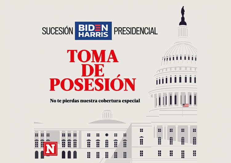 Toma de posesión Biden-Harris: minuto a minuto