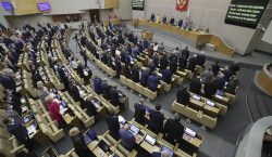 Putin celebra ratificación por cinco años más del tratado de…