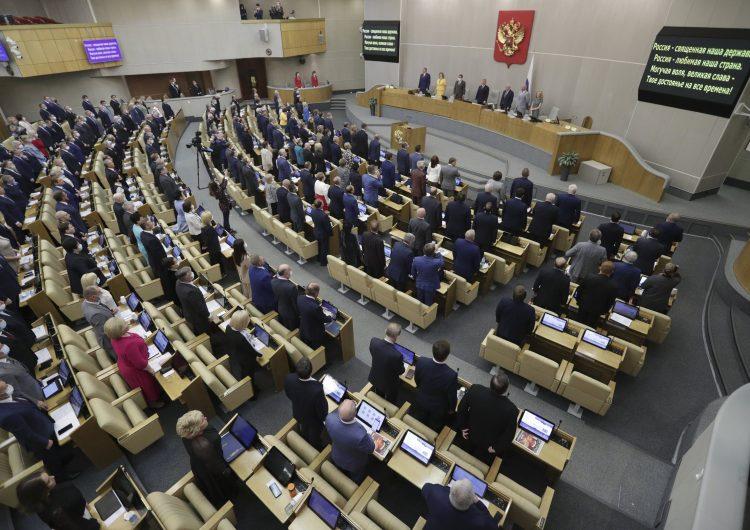 Putin celebra ratificación por cinco años más del tratado de desarme nuclear con EU