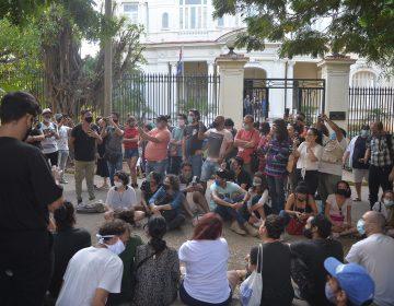 CIDH otorga medidas cautelares a activistas cubanos agredidos por funcionarios cubanos