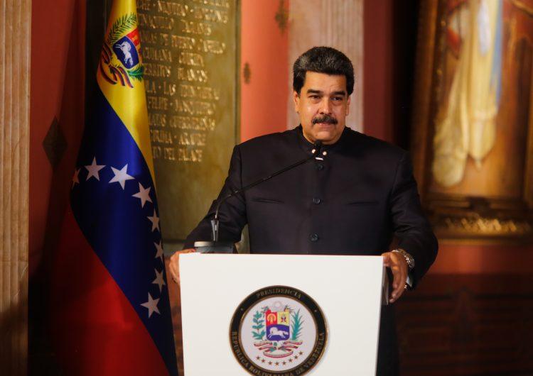 Maduro: estamos dispuestos a andar un nuevo camino con el gobierno de Biden