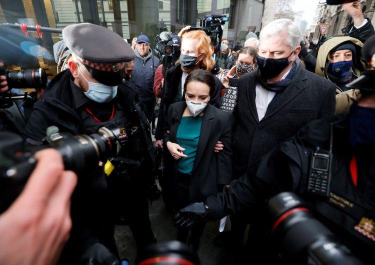 Caso Wikileaks: La justicia británica rechaza la extradición de Assange a Estados Unidos