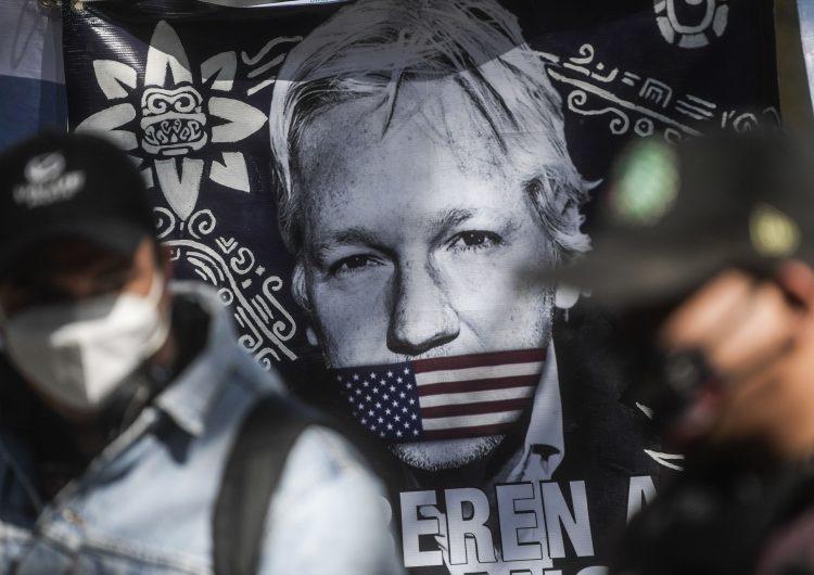 Autoridades británicas niegan la libertad bajo fianza a Julian Assange
