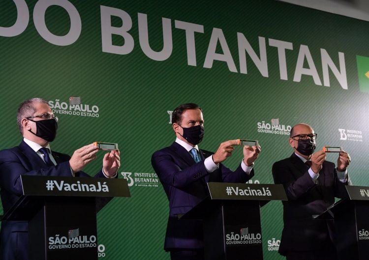 COVID-19: vacuna china CoronaVac obtiene 50.38 % de eficacia en Brasil