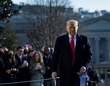 Trump: el juicio político es ridículo, pero está causando tremenda furia