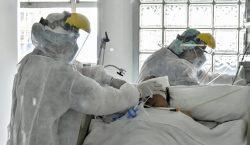 El coronavirus mata a más de dos millones de personas…