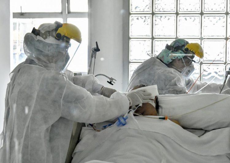 El coronavirus mata a más de dos millones de personas en el mundo