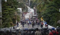 EU, México y Guatemala cierran puertas a caravanas migrantes por…