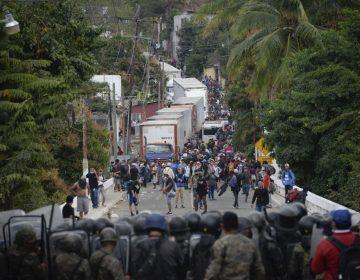 EU, México y Guatemala cierran puertas a caravanas migrantes por pandemia