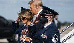 Trump retoma su vida de ciudadano común en en Florida