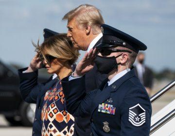 Trump retoma su vida de ciudadano común en Florida