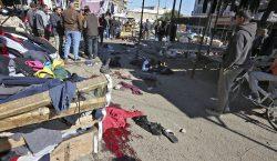 Ataque suicida deja 32 muertos y más de un centenar…