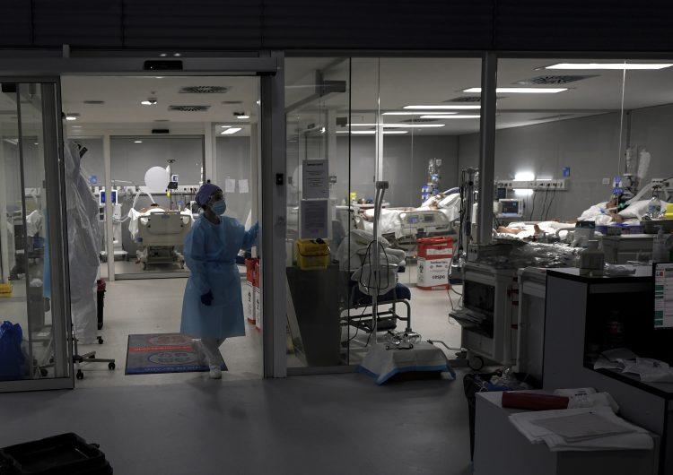 EU detecta primeros dos casos de la variante del coronavirus de Sudáfrica