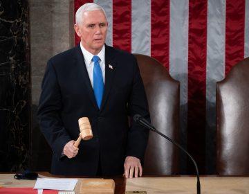 Mike Pence desdeña a Trump y anuncia que certificará la victoria de Joe Biden