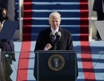 Biden llama a la unión en su toma de protesta: 'Sin unidad no hay paz, solo amargura y furia'
