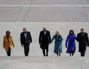 Cinco grandes momentos de la toma de posesión de Joe Biden