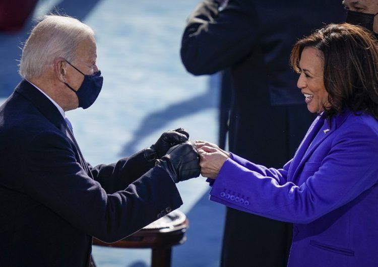 Biden y Harris: la sucesión de la esperanza y la unidad