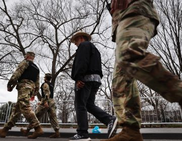 EU despliega a la Guardia Nacional ante la revuelta en el Congreso