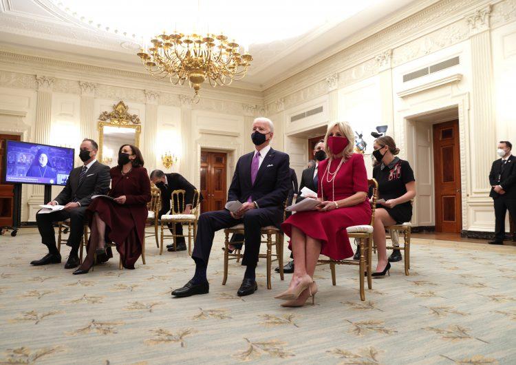 Biden y su gabinete, el más diverso en la historia de Estados Unidos