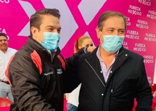 Renuncia Reynoso Femat al PAN; buscará ser alcalde por Fuerza por México