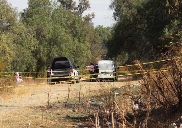 Localizan cuerpo de una persona en ribera del Río San Pedro en Aguascalientes