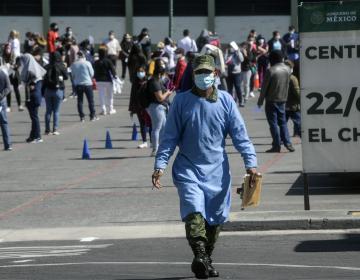 En las últimas 24 horas, México suma más de 14,300 casos de COVID-19