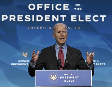 Biden pide al Senado trabajar en el juicio político de Trump y la confirmación de su gabinete