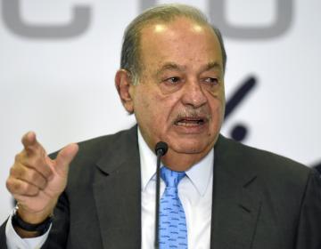Carlos Slim se recupera favorablemente tras dar positivo a COVID-19