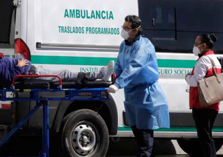 Covid pone en riesgo la reserva hospitalaria de Puebla
