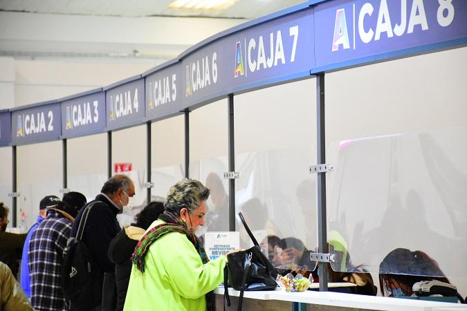 Suman 3 mil 200 movimientos de pagos del predial en Aguascalientes