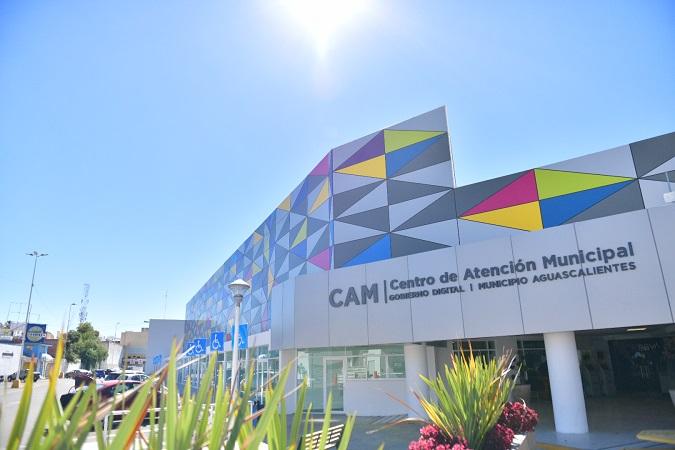 Amplía municipio de Aguascalientes instalaciones del CAM para pago del predial