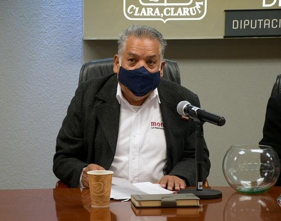Presenta diputado de MORENA iniciativa para regular outsourcing en Aguascalientes