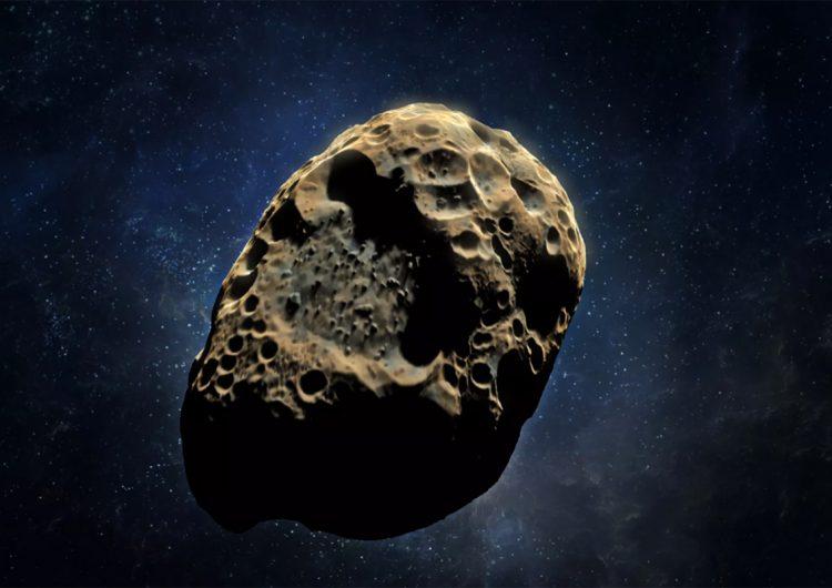 Asteroides más grandes que la Gran Pirámide de Giza pasarán cerca de la tierra el 23 y 25 de enero