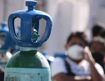 Escases de oxígeno en Puebla es por falta de tanques
