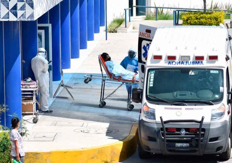 Hasta 64 mil pesos por día el costo por paciente grave con Covid