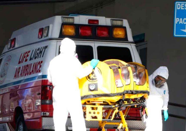 Hospitales Covid de Puebla a punto del colapso