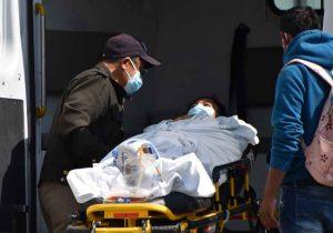 Hospitales poblanos habilitan más camas para pacientes Covid