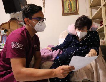 Reforzará ISSEA programa 'Médico en tu casa' en Aguascalientes