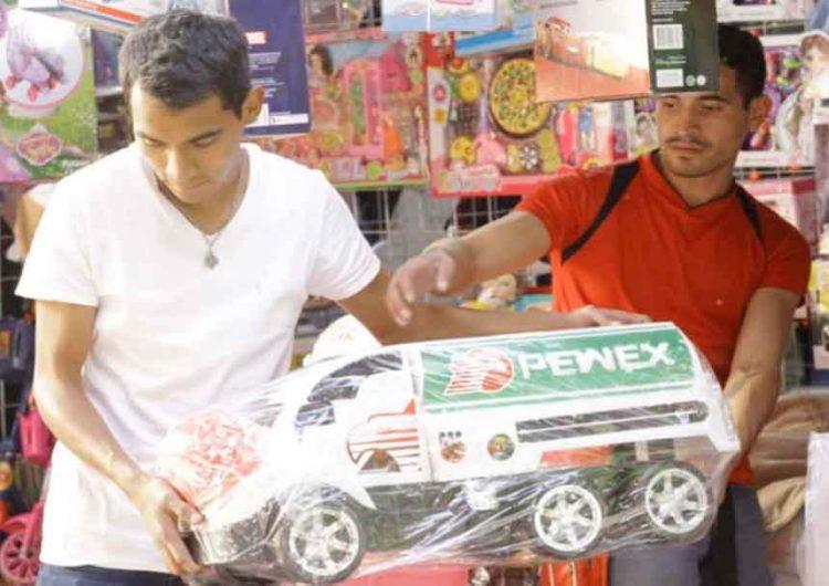 Jugueterías en Puebla podrán abrir tres días para venta