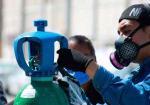 La compra de oxígeno para pacientes covid, un duro golpe a la economía familiar