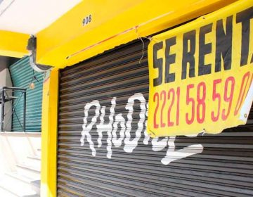 Mil 500 franquicias quebraron en Puebla por el covid