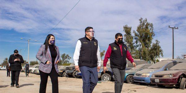 Investiga Sindicatura de Mexicali a funcionarios municipales y particulares para combatir la corrupción