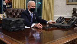Primeras órdenes ejecutivas de Biden: ¿qué ha firmado el nuevo…
