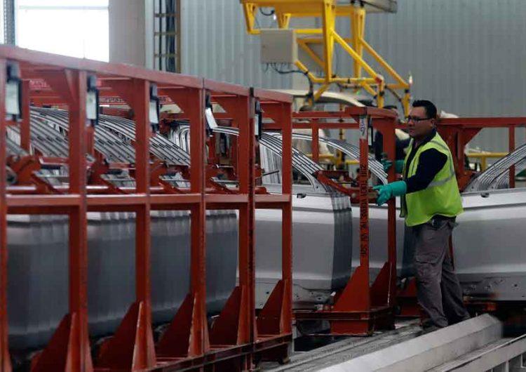 Puebla exportó en 2020 14% más de autos que en 2019