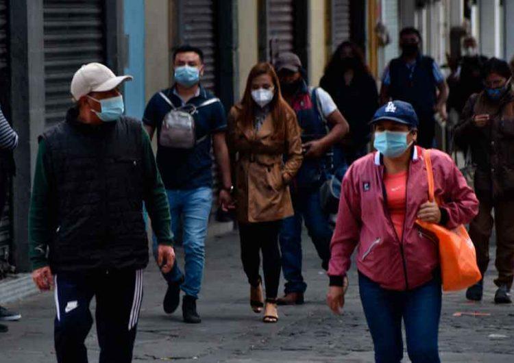 Puebla podría volver a color Rojo por Covid