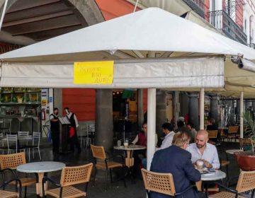 Reactivación de negocios genera gran movilidad en Puebla