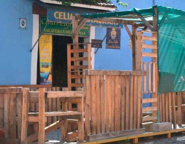 Restauranteros se quejan de la instalación de Parklets